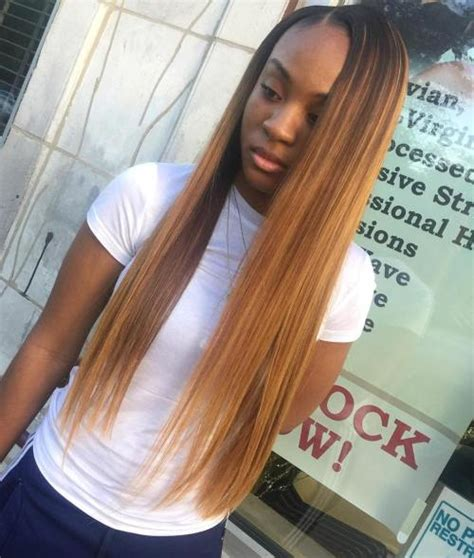 picture of long straight hair sew ins sew hot 40 gorgeous sew in hairstyles