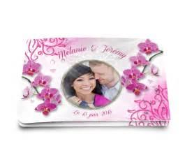 faire part mariage orchid 233 e