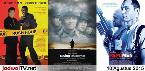 film recomended agustus 2015 jadwal film 10 agustus 2015 jadwal tv