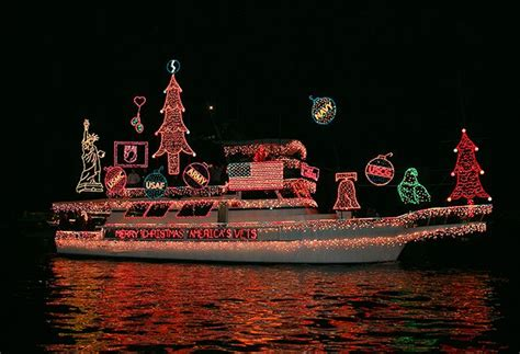 newport beach boat parade route and times electric company the 105th annual newport beach christmas