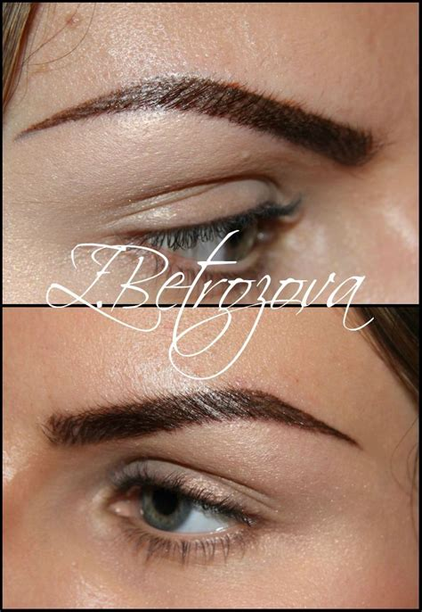 eyeliner tattoo natural 17 best images about permanent make up on pinterest a