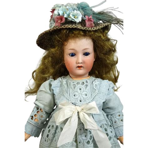 antique bisque german doll antique german bisque doll gebruder ohlhaver revalo
