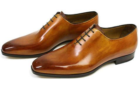 honey shoes francesco benigno italian wholecut shoes honey