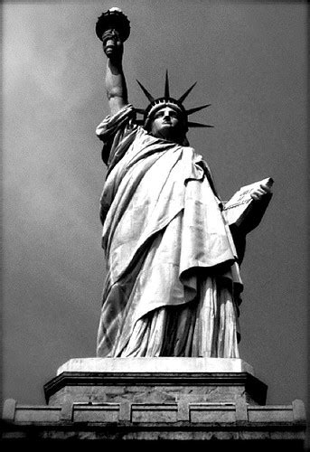 iphone wallpaper statue of liberty b w wallpaper for the flickr