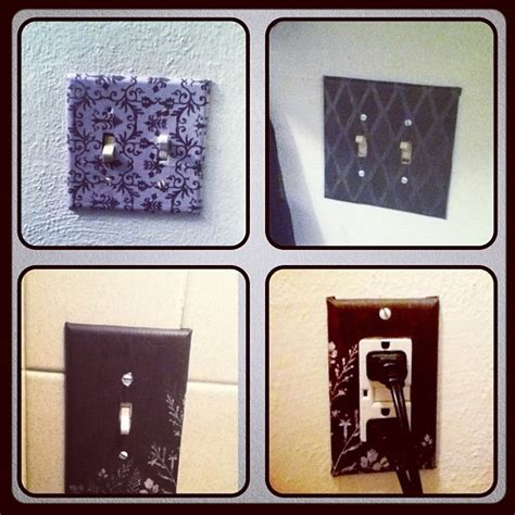 diy light switch covers diy light switch outlet covers for the home