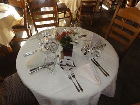 The Ahwahnee Hotel Dining Room Mise En Place Foto Di The Majestic Yosemite Dining Room