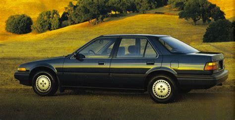 Headl Honda Accord Prestige 1986 1987 curbside classic 1986 1989 honda accord ignoring the future in favor of the present