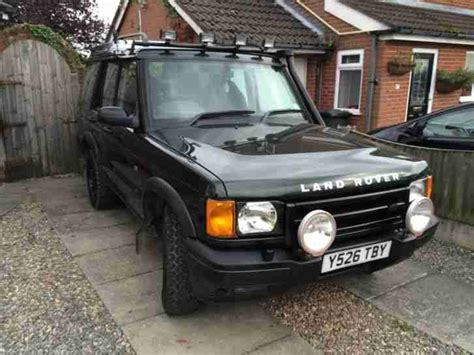 electronic stability control 2001 land rover discovery parental controls land rover discovery td5 car for sale