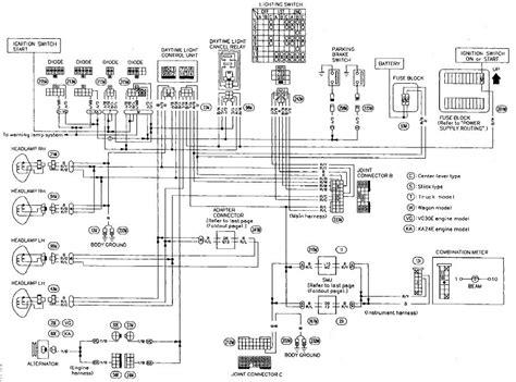 remarkable nissan navara towbar wiring diagram pictures best