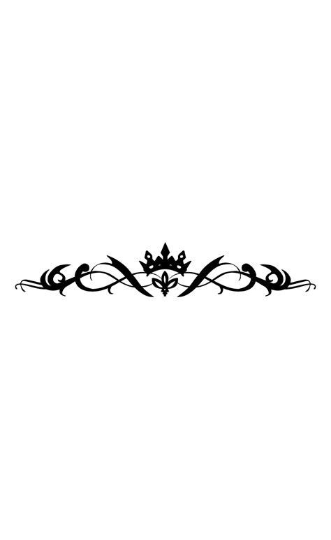 Stiker Motif 5 sticker motif baroque 5 vinyz
