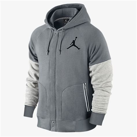 Hoodie Varsity X Grey air 6 low chrome silver hoodies sneakerfits