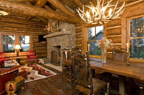 Ahwahnee Dining Room by Lost Creek Rustic Living Room Denver By Teton