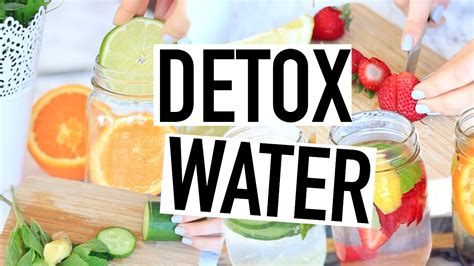 How To Get Detox Water by Detox Water Recipes How To Get Clear Skin Energy
