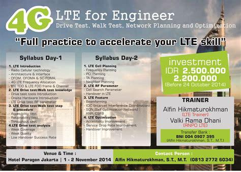 test 4g 4g lte for engineer drive test walk test rf planning