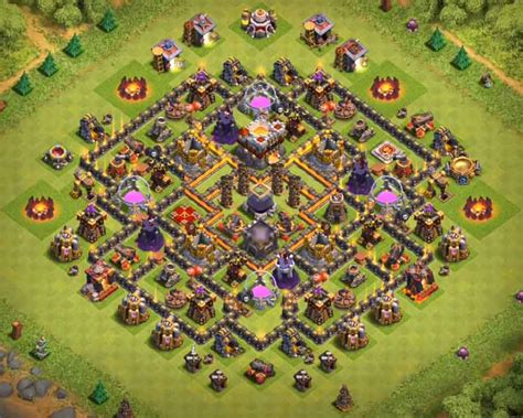 best th9 hybrid base 2016 top 12 best th9 hybrid base 2018 new anti everything