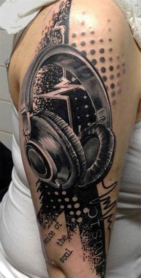music quarter sleeve tattoo music sleeve tattoo tattoo ideas pinterest music
