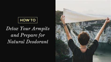 How To Detox Your Underarms by How To Detox Your Armpits And Prepare For
