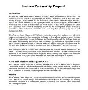 8 partnership proposal templates to download for free