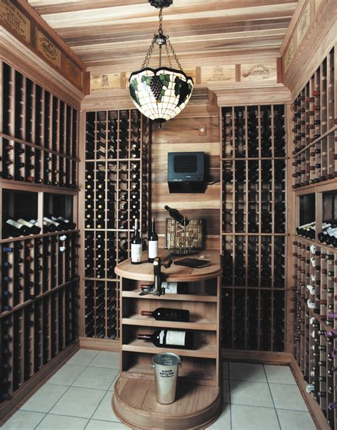 Wine Room by Winecabinets Wine Storage Options