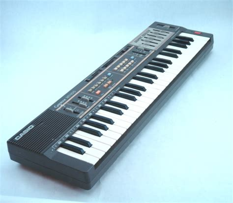 Keyboard Drumband casio mt 100 keyboard w analog drums equalizer synth ebay