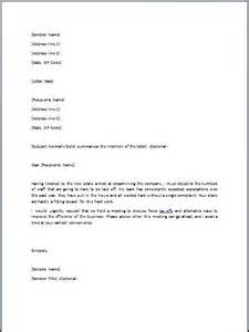 sle disagreement letter template formal word templates