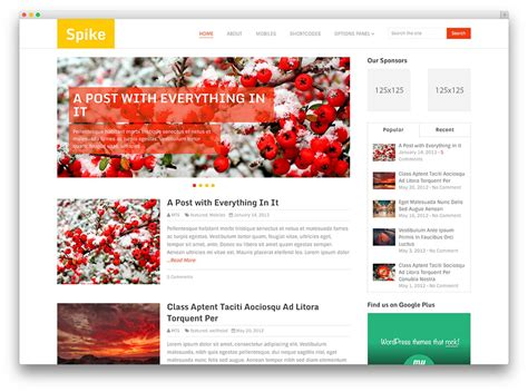 cleaning blogs 30 best personal blog wordpress themes 2017 colorlib