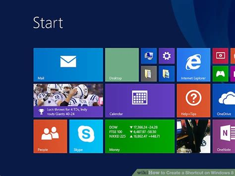 imagenes de hotkeys 4 ways to create a shortcut on windows 8 wikihow