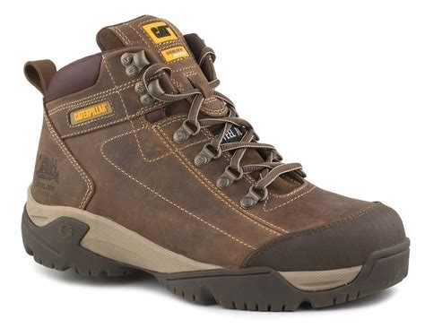 Caterpillar S7 Safety Boot caterpillar wiregate safety boots wiregate mammothworkwear