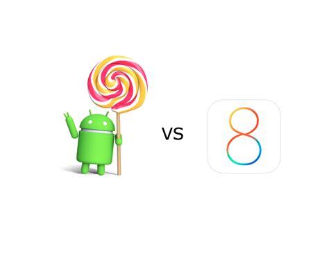 android 50 lollipop vs ios 8 lollipop gets less app android lollipop 5 0 vs ios 8 which should you buy it pro