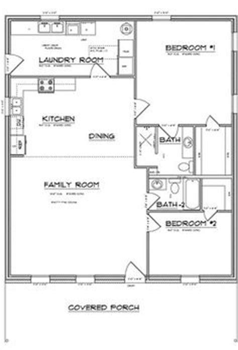 Small Metal Home Floor Plans Barndominium On Metal Buildings Pole Barns