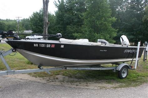 Boat Yumeida K 1620 used freshwater fishing starcraft c 1620 boats for sale boats
