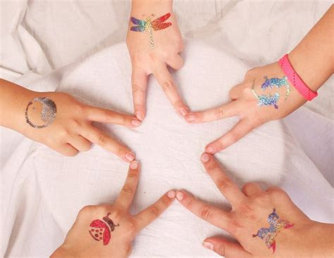 teens with tattoos temporary tattoos are a permanent sensation the giggle