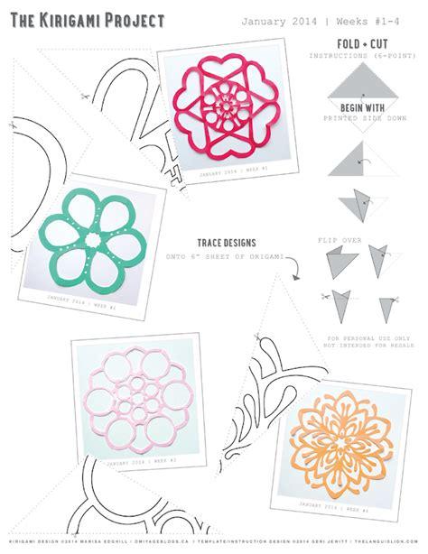 free printable kirigami templates free printable kirigami patterns joy studio design