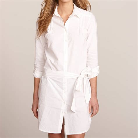 womens dress shirts women s cotton shirt dress by kemp co