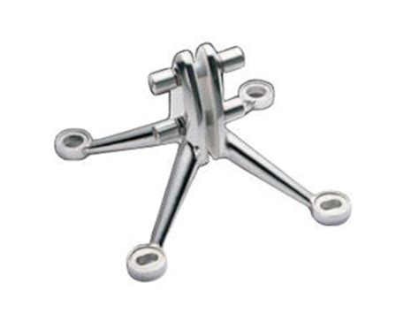 spider fittings for glass