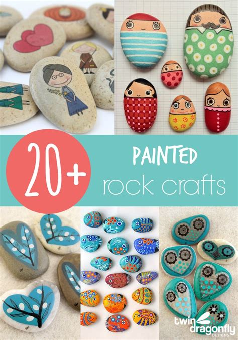 rock crafts for crafts by amanda painted rocks
