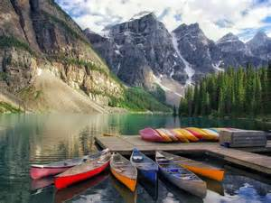 Astonishing beauty of the canadian rocky mountains my daily world