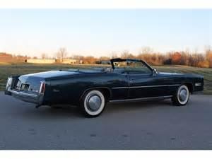 Arizona Cadillac Cadillac Eldorado In Arizona For Sale Used Cars On