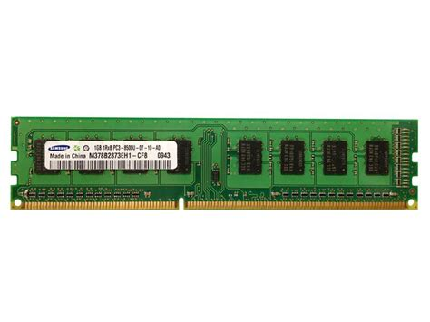 Ram Ddr3 Samsung 1gb m378b2873eh1 cf8 samsung 1gb ddr3 pc8500 memory