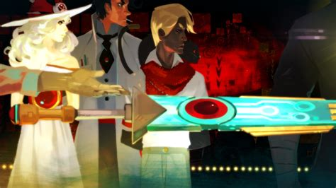 transistor ending song transistor the singularity and its discontents breaking the test chamber