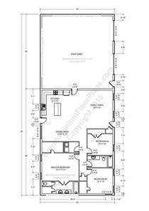 shop floor plans barndominium floor plans for planning your barndominium