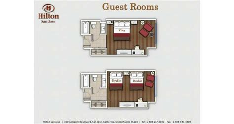 Homewood Suites Floor Plans by Jobs At San Jose Hilton Amp Towers San Jose Ca