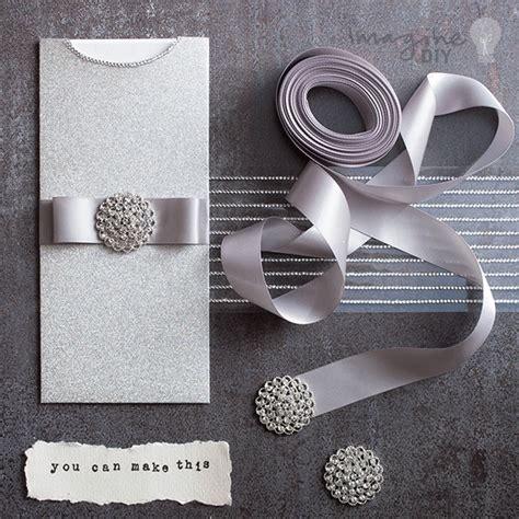 dl wallet wedding invitations dl wallet invitation silver glitter imagine diy