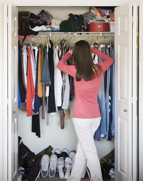 Closet Cleaning | spring cleaning tips for refreshing your closet aol
