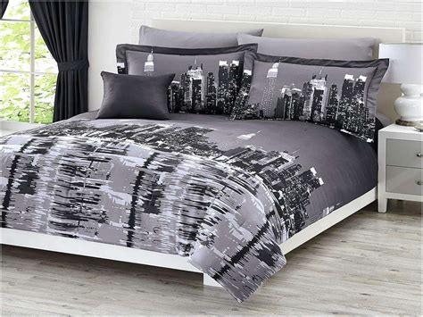 new york skyline comforter new york skyline bedding set home design remodeling ideas