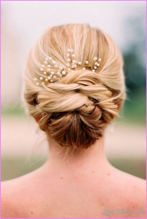 Wedding Updo Hairstyles Gallery by Wedding Hairstyles Updo Latestfashiontips