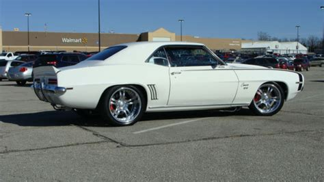 1969 camaro pro touring for sale 1969 pro touring chevy camaro ss for sale photos