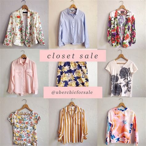 Closet Sale by 220 Ber Chic For Cheap October 2014