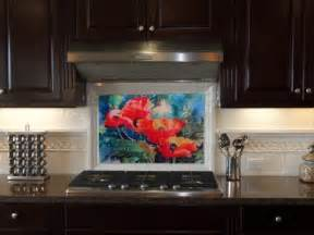 Tile Mural Kitchen Backsplash - glass kitchen backsplash tile mural tile mural creative arts