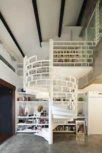 Loft Stairs Design Chic Industrial Loft Design Idea Showcases Original Elements Modern House Designs